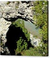 Arch Rock Mackinac Island Acrylic Print