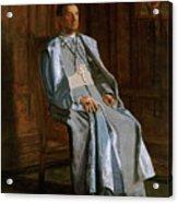 Archbishop Diomede Falconio Acrylic Print