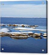 Arctic Ice Acrylic Print