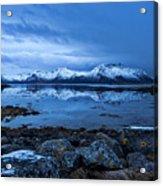 Arctic Reflections Acrylic Print