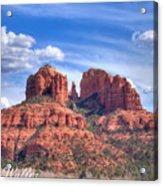 Arizona-sedona-red Rock State Park Acrylic Print