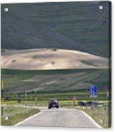 Parko Nazionale Dei Monti Sibillini, Italy 11 Acrylic Print