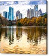 Atlanta - Usa Acrylic Print