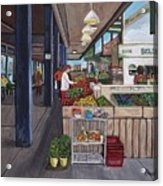 Atwater Market Acrylic Print