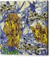 Auvers 1976 Acrylic Print