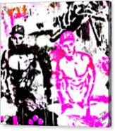 Bad Boys Acrylic Print