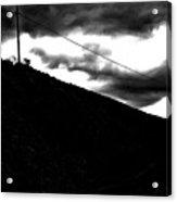 Bad Skies Acrylic Print