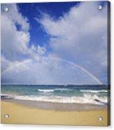 Baldwin Beach Acrylic Print