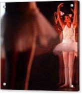 Ballet Performance  Acrylic Print
