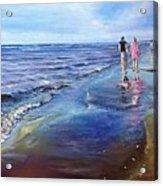 Baltic beach  Acrylic Print