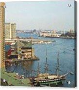 Baltimore Acrylic Print