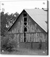 Barn In Kentucky No 70 Acrylic Print