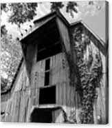 Barn In Kentucky No 66 Acrylic Print