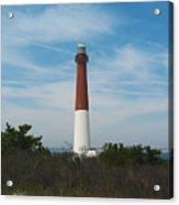 Barnegat Lighthouse - New Jersey Acrylic Print