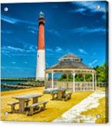 Barnegat Lighthouse Park Acrylic Print