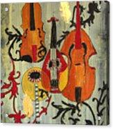 Baroque 1 Acrylic Print