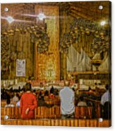 Basilica De Guadalupe 1 Acrylic Print