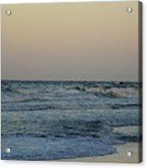 Beach Sunset-2 Acrylic Print