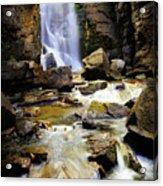 Beartooth Falls Acrylic Print