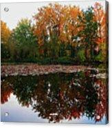 Beautiful Fall ... Acrylic Print