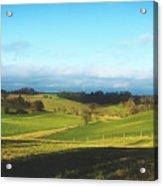 Beautiful Rural Bavaria Acrylic Print