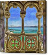 Belem Arches  Acrylic Print