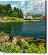 Bell Island Acrylic Print