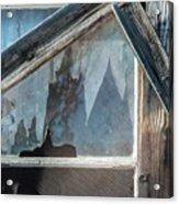 Belmont Window And Screen 1627 Acrylic Print