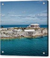 Bermuda Old Royal Naval Dockyard Acrylic Print