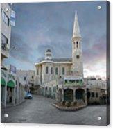 Bethlehem - Al Madbasa Street Acrylic Print