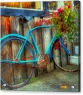 Bicycle Art 1 Acrylic Print
