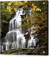 Bijoux Falls In Beautiful British Columbia Acrylic Print