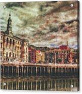 Bilbao Acrylic Print