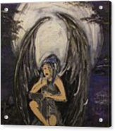 Bitter Angel Acrylic Print