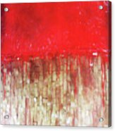 Blood And Bone  Acrylic Print
