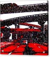Bloody95 Acrylic Print