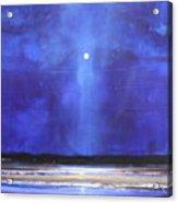 Blue Night Magic Acrylic Print