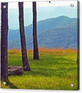 Blue Ridge Mountains - Virginia 2 Acrylic Print