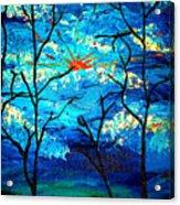 blue Skies Acrylic Print