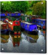 Boat Life Acrylic Print
