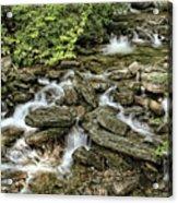 Boone Fork Falls Acrylic Print