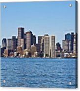 Boston Mar142 Acrylic Print