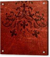 Boudoir Two Acrylic Print