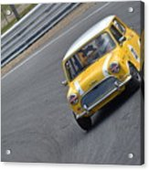 Brands Hatch Mini Festival Acrylic Print