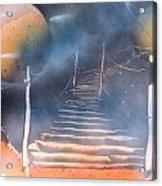 Bridge To Space Acrylic Print