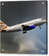 British Airways Airbus A319-131 Acrylic Print
