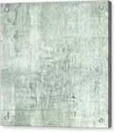 Brushed Metal Acrylic Print