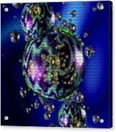 Bubbliana Catus 2 No. 5 V B Acrylic Print