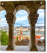 Budapest - Hungary Acrylic Print