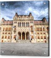 Budapest Parliament Acrylic Print